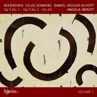 Beethoven Cello Sonatas Vol1