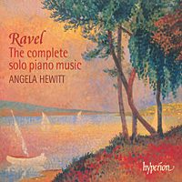The Complete Piano Works of Ravel