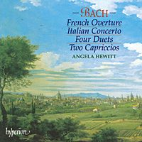 Bachs Italian Concerto and French Overture
