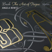 Bach's The Art of Fugue now out on Hyperion