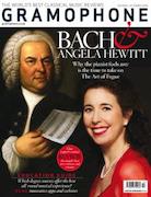 Cover of Gramophone magazine
