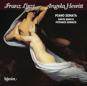 New Liszt CD on Hyperion
